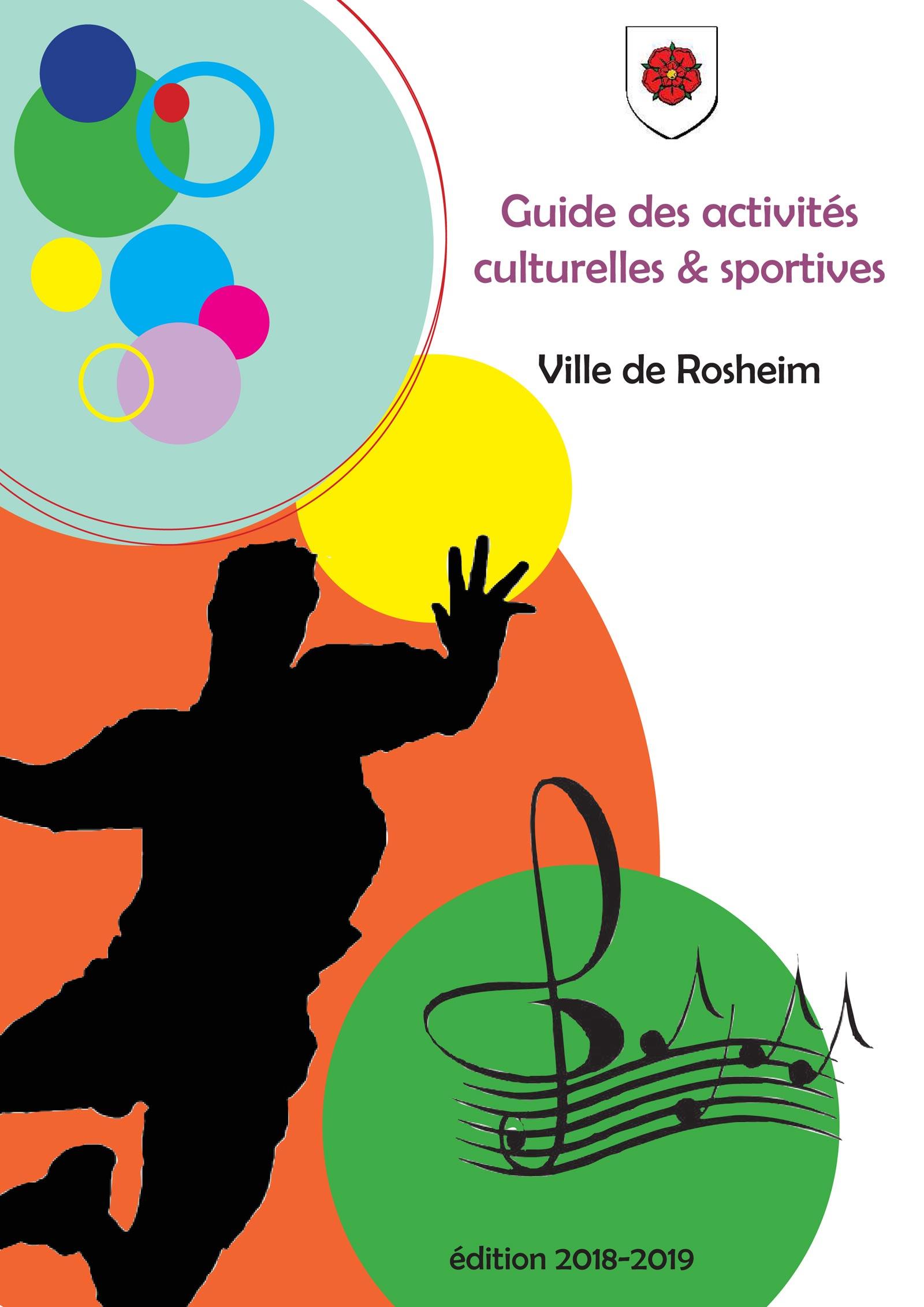 Guide d'activités - Edition 2018-2019