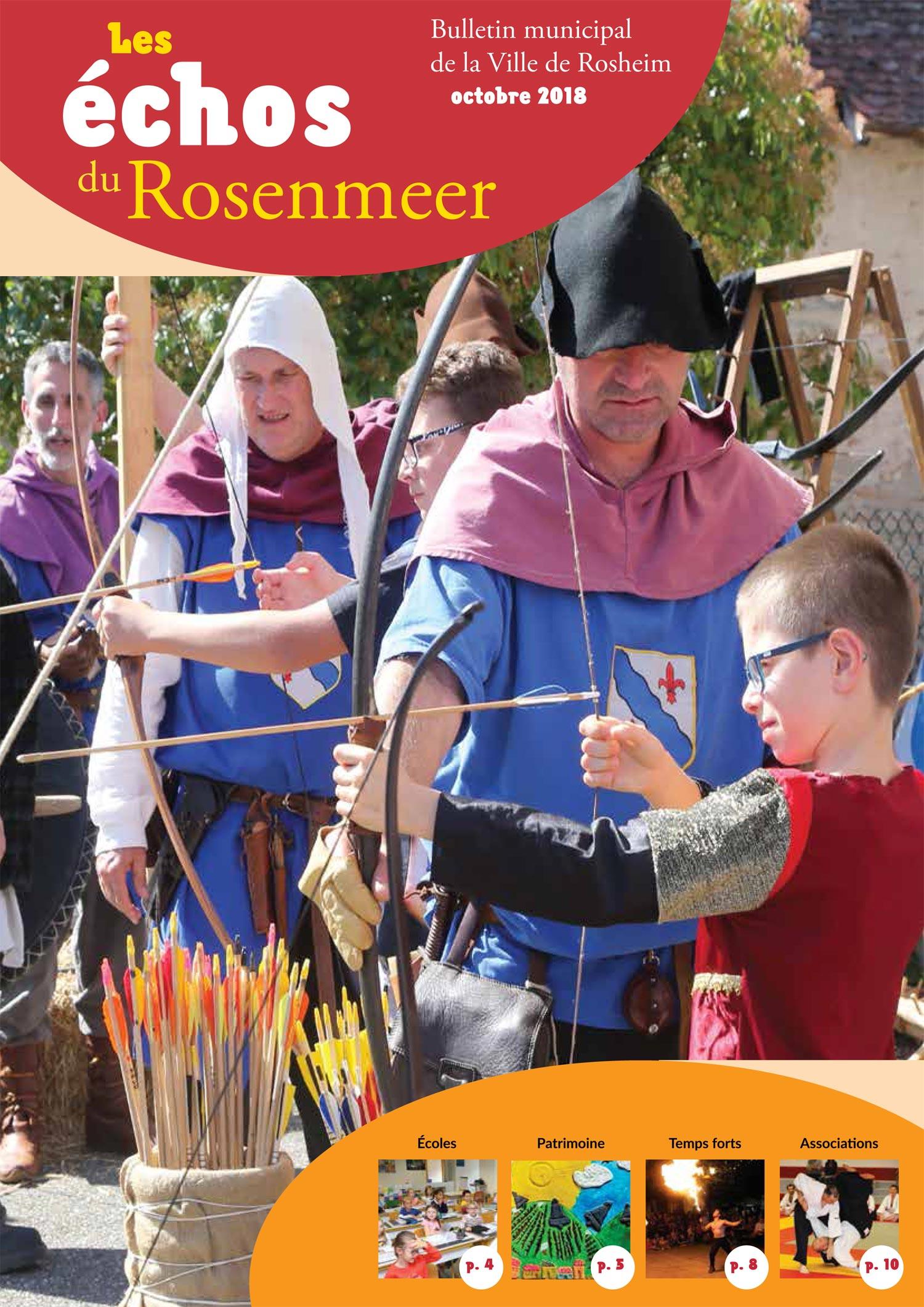 Les Echos du Rosenmeer